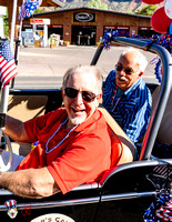 2019_0704 Fourth of July Parade Collages