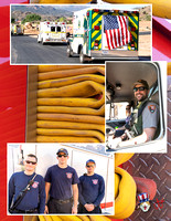 2018_0704 Fourth of July Parade Collages