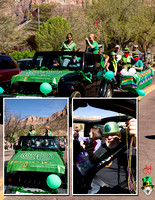 2016_0319 St. Patrick's Day Parade Collages